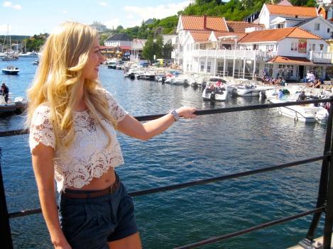 ferie alene Kragerø