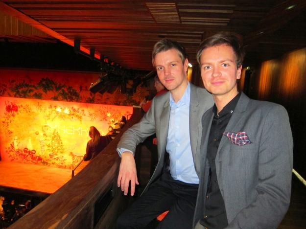Eirik og Erik Operaen