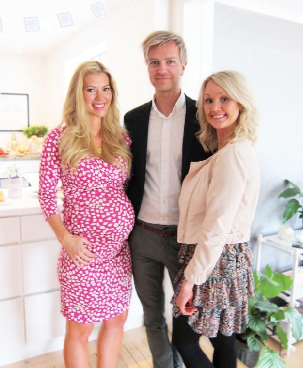 Den gravide, Erik og Wenche