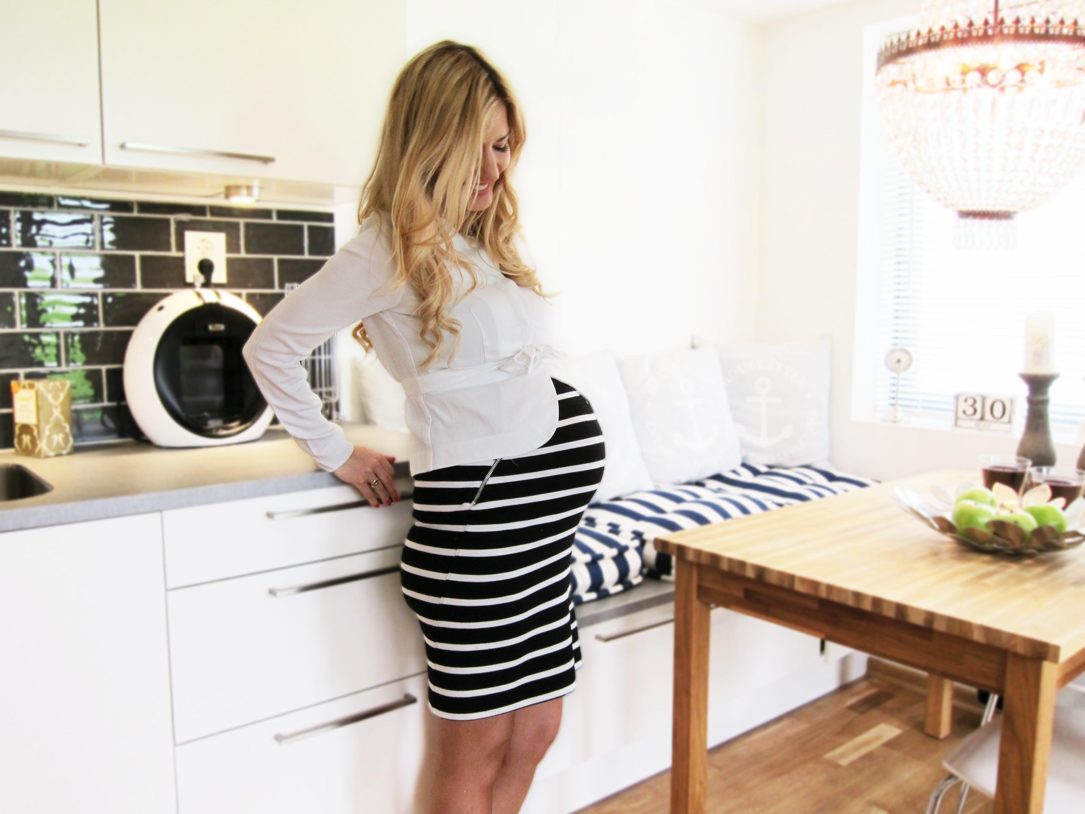 gravid uke 36 Skien